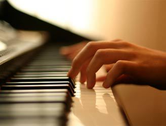 Easy to learn piano pieces for children